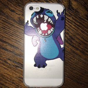 Stitch IPhone 5C case